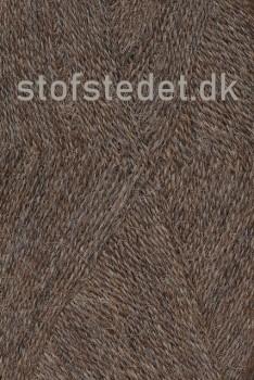 Alpaca 400 i Mørke brun | Hjertegarn