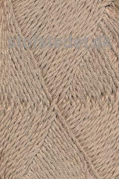 Arezzo Lin i lys brun | Hjertegarn