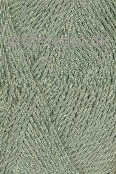 Arezzo Lin i Støvet grøn | Hjertegarn