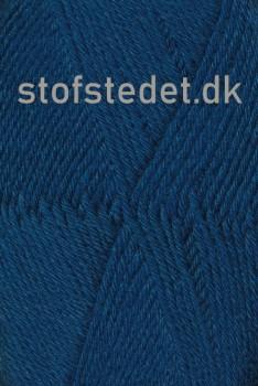 Basic strømpegarn i Mørkeblå | Hjertegarn