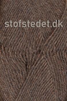 Basic strømpegarn i brun | Hjertegarn