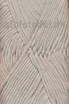 Bommix Bamboo i Beige | Hjertegarn