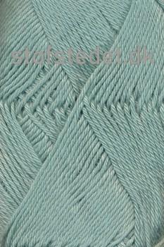 Blend -Tendens Bomuld/acryl garn i Støvet grøn