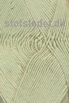 Blend -Tendens Bomuld/akryl garn i Lysegrøn