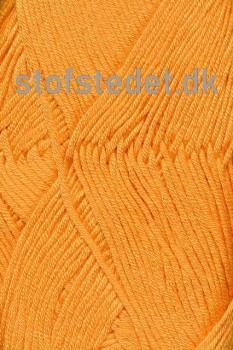 Blend Bamboo-/bomuldsgarn i Orange | Hjertegarn