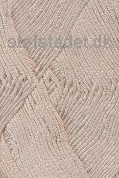 Blend Bamboo-/bomuldsgarn i Beige | Hjertegarn