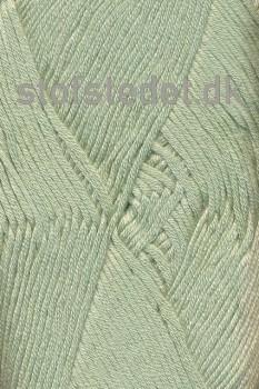 Blend Bamboo-/bomuldsgarn i Lysegrøn| Hjertegarn