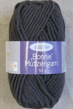 Bonnie Mützengarn uld/akryl i koksgrå P.6