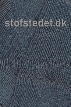 Bamboo Wool i mørk grå-blå | Hjertegarn