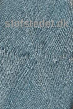Bamboo Wool i lys grå-blå | Hjertegarn