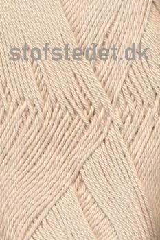 Cotton 8 Hjertegarn i Beige