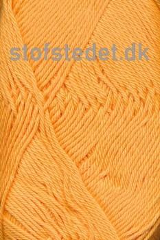 Cotton 8 Hjertegarn i Lys Orange