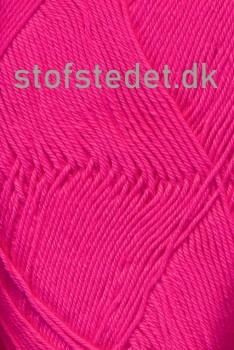 Cotton 8 Hjertegarn i Pink