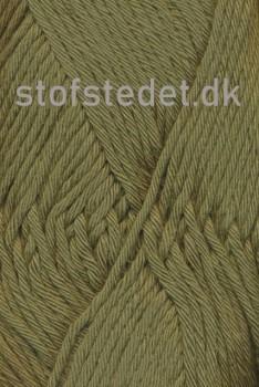 Cotton 8/8 fra Hjertegarn i Army