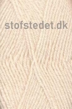 Deco uld/acryl i Off-white | Hjertegarn