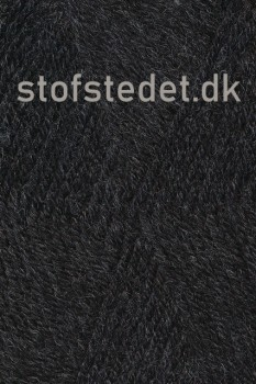 Deco acryl/uld i Koksgrå | Hjertegarn