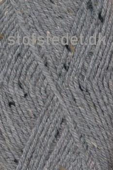Deco Tweed i Lysegrå | Hjertegarn