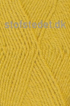 Deco uld/acryl i Støvet Gul | Hjertegarn
