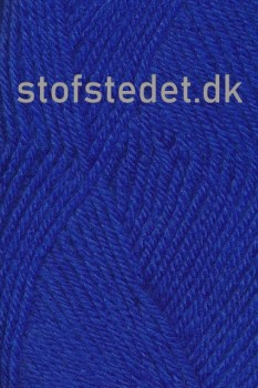Deco uld/acryl i Kobolt blå | Hjertegarn
