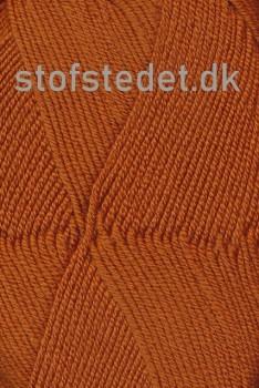 Extrafine Merino 150 i Brændt orange | Hjertegarn