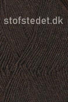 Extrafine Merino 150 i Mørke brun | Hjertegarn