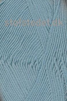 Extrafine Merino 150 i Lys grå-blå | Hjertegarn