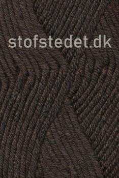 Extrafine Merino 50 i Mørke brun | Hjertegarn