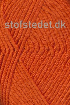 Extrafine Merino 50 i Orange | Hjertegarn