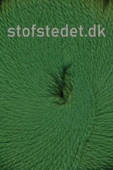 Hjerte Fine Highland Wool i Grøn | Hjertegarn