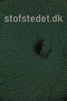 Hjerte Fine Highland Wool i Flaskegrøn | Hjertegarn