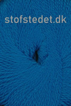 Hjerte Fine Highland Wool i Turkis/blå | Hjertegarn