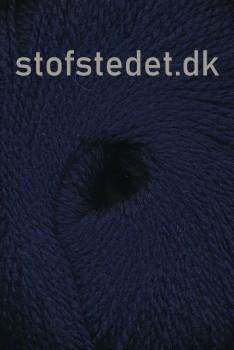 Hjerte Fine Highland Wool i Mørke blå | Hjertegarn