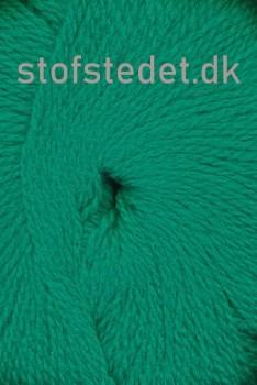 Hjerte Fine Highland Wool i Smaragd | Hjertegarn