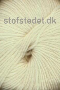 Incawool i 100% uld fra Hjertegarn i offwhite