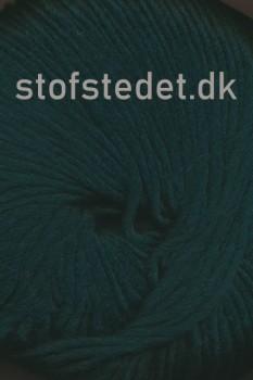 Incawool i 100% uld fra Hjertegarn i flaskegrøn