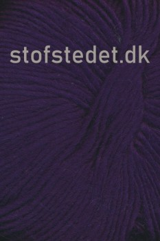 Incawool i 100% uld fra Hjertegarn i mørkelilla