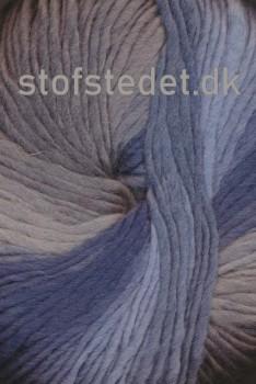 Incawool i denim, grå, lysegrå, støvet blå