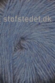 Incawool i 100% uld fra Hjertegarn i lys denim