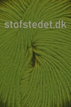 Incawool i 100% uld fra Hjertegarn i grøn