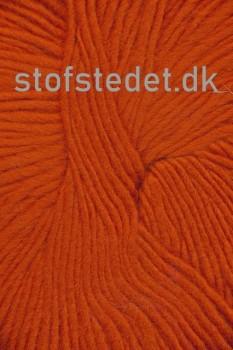 Incawool i 100% uld fra Hjertegarn i orange