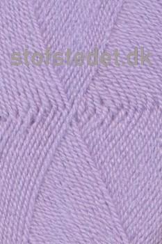 Jette acryl garn i Lyselilla | Hjertegarn