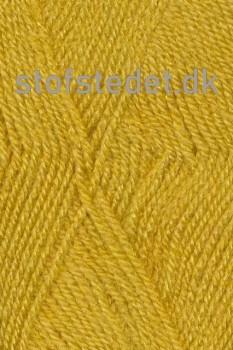 Jette acryl garn i Okker-gul | Hjertegarn