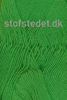 Lana Cotton 212- Uld-bomuld i Græsgrøn