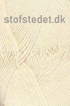 Lana Cotton 212- Uld-bomuld i Off-white