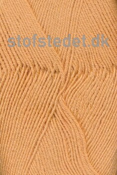 Lana Cotton 212- Uld-bomuld i Støvet laks