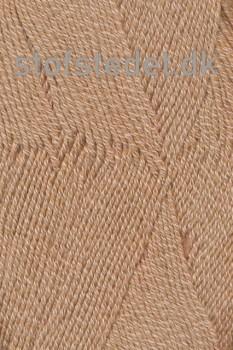 Lana Cotton 212- Uld-bomuld i meleret beige