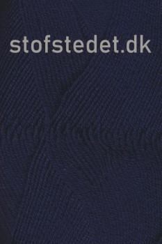 Lana Cotton 212- Uld-bomuld i Mørkeblå