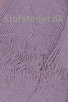 Lana Cotton 212- Uld-bomuld i grå-lyng