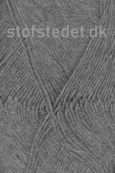 Lana Cotton 212- Uld-bomuld i Grå