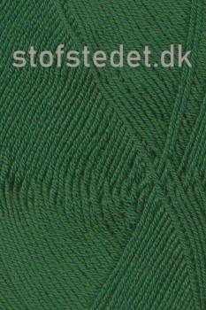Lana Cotton 212- Uld-bomuld i Mørkegrøn